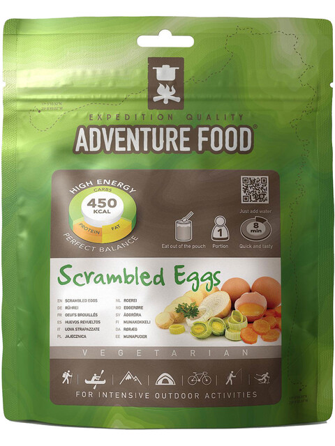 Adventure Food Scrambled Eggs Einzelportion